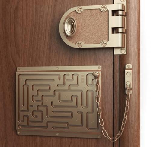 what to do when your toddler locks your bedroom door, in 17 steps