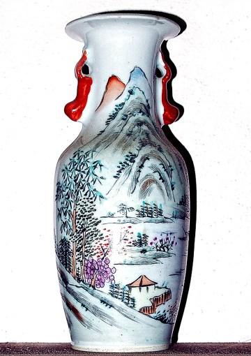 pottery Qianlong-1736 - Gone, but not forgotten