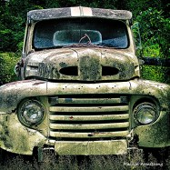 Old (?) truck