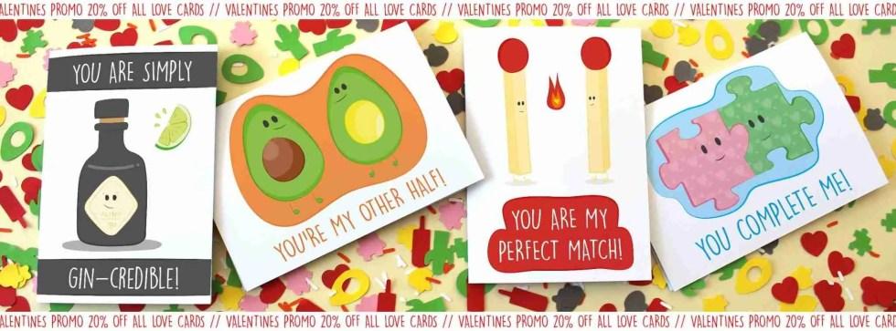 valentines confetti cover photo