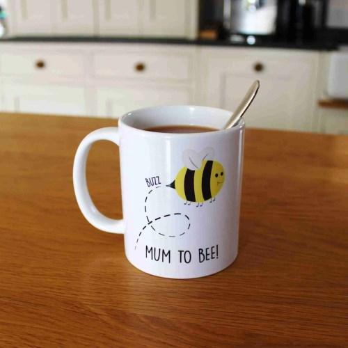 mum to bee mug 2