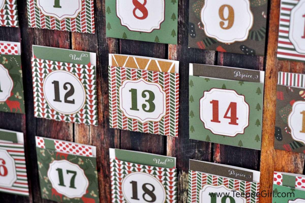 Free Christmas Advent (+ 52 Ways to #LIGHTtheWORLD)
