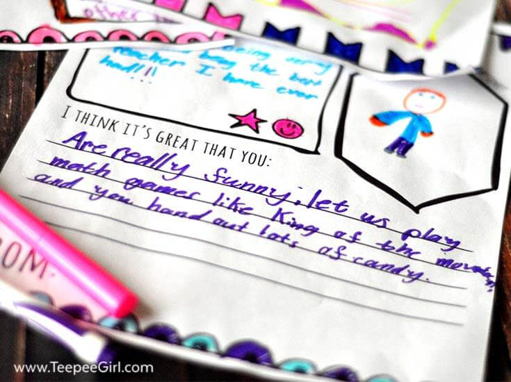 Get these cute Activity Days thank you and pen pal stationery letters today at www.LittleLDSIdeas.net