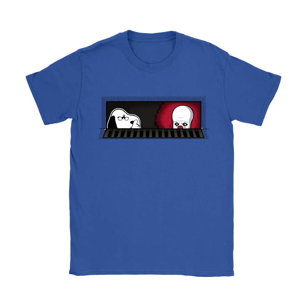1990 Pennywise And Snoopy Sewermates! IT Stephen King Shirts 13