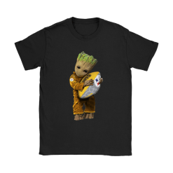 3D Groot I Love Pittsburgh Steelers NFL Football Shirts 21