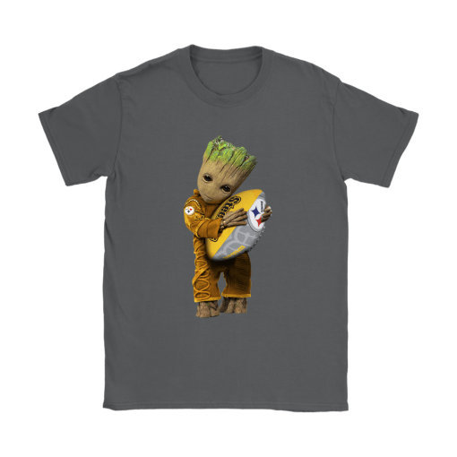 3D Groot I Love Pittsburgh Steelers NFL Football Shirts 9