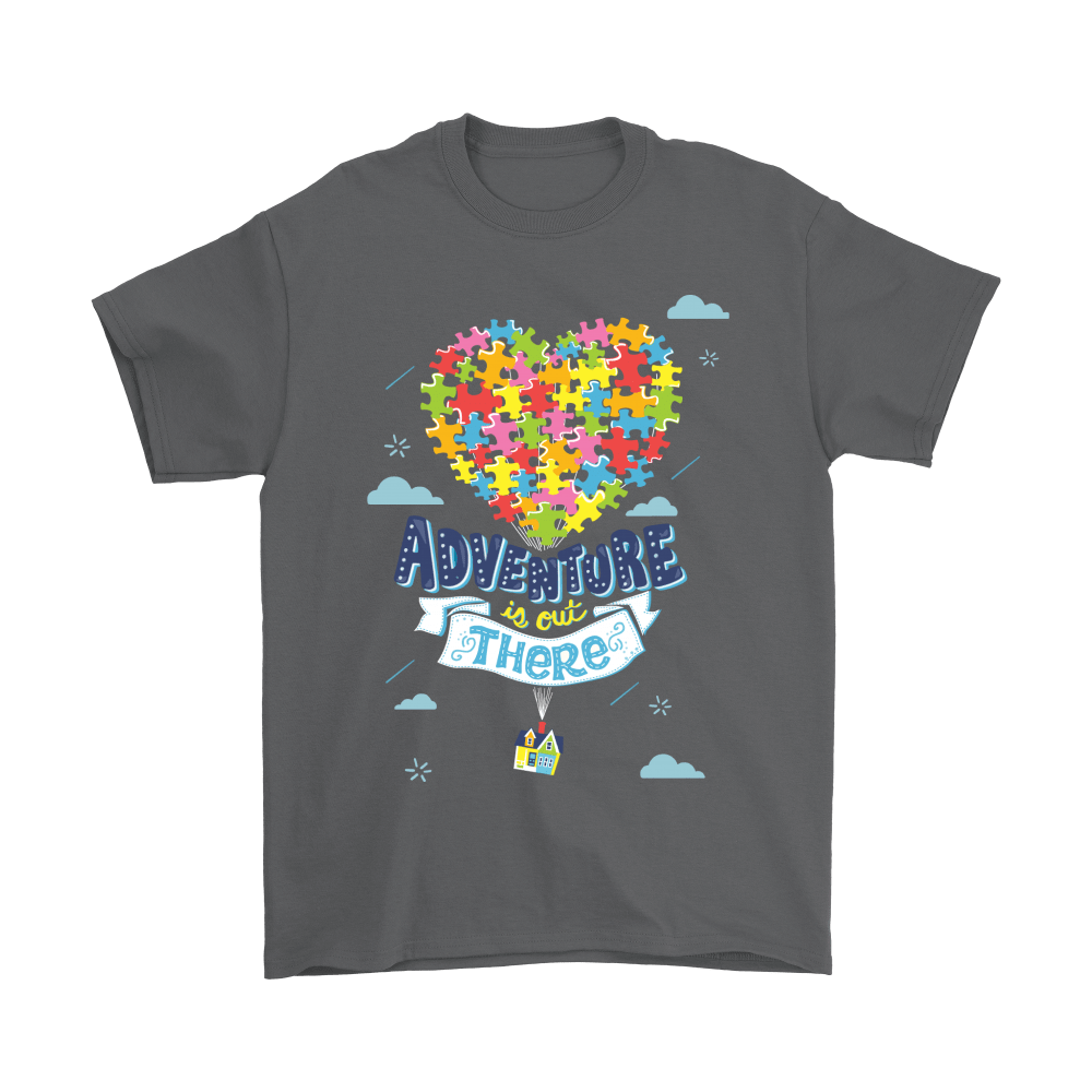Adventure Is Out There - Up Shirts 11