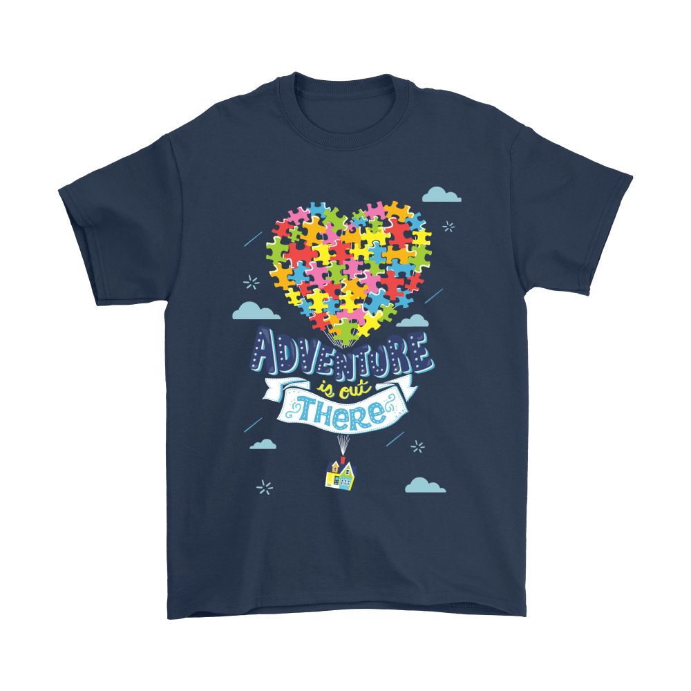 Adventure Is Out There - Up Shirts 12