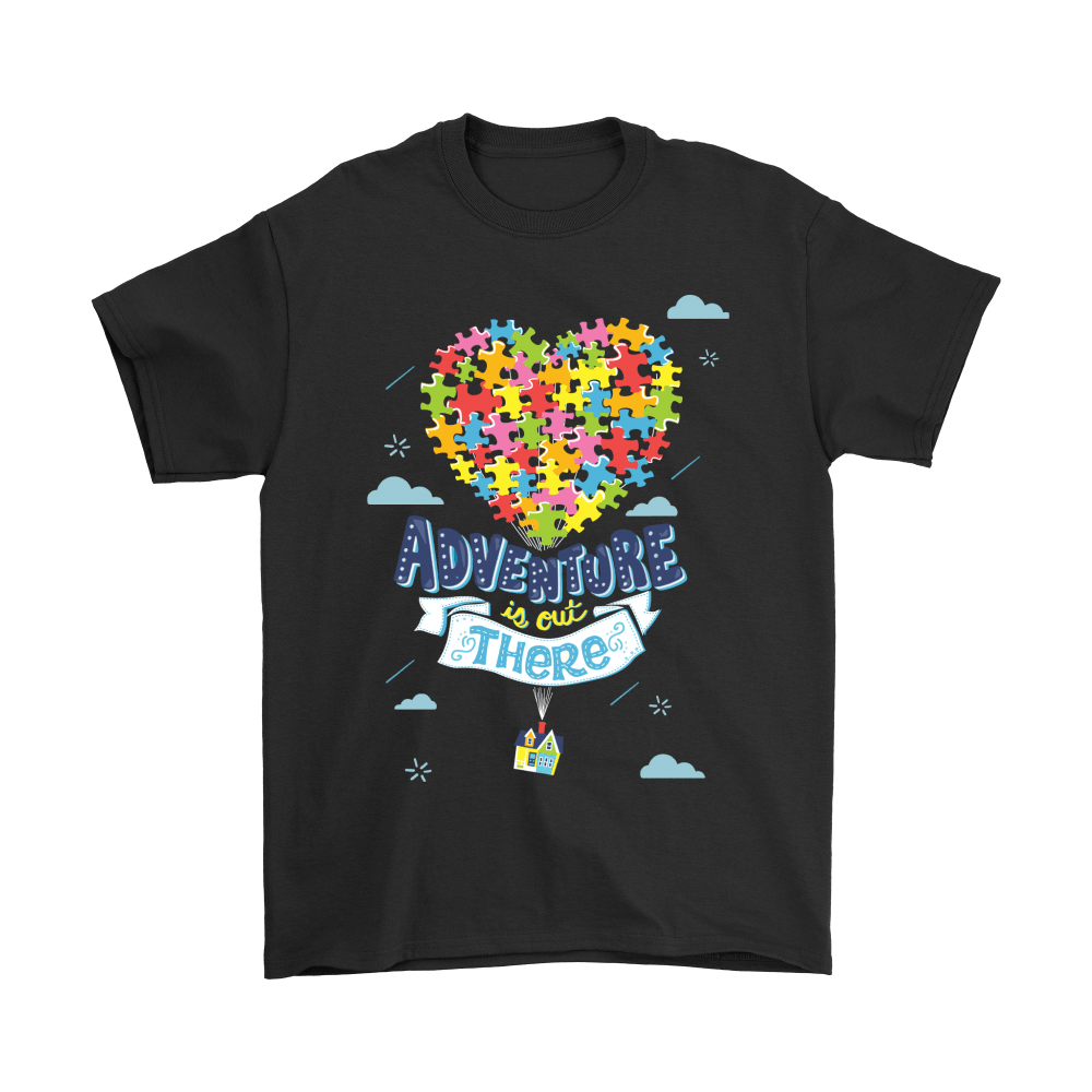 Adventure Is Out There - Up Shirts 1