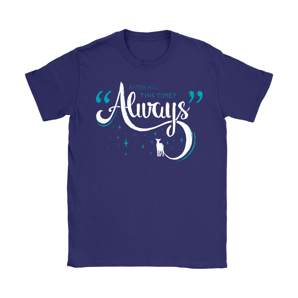 After All This Time Always Harry Potter Shirts 6