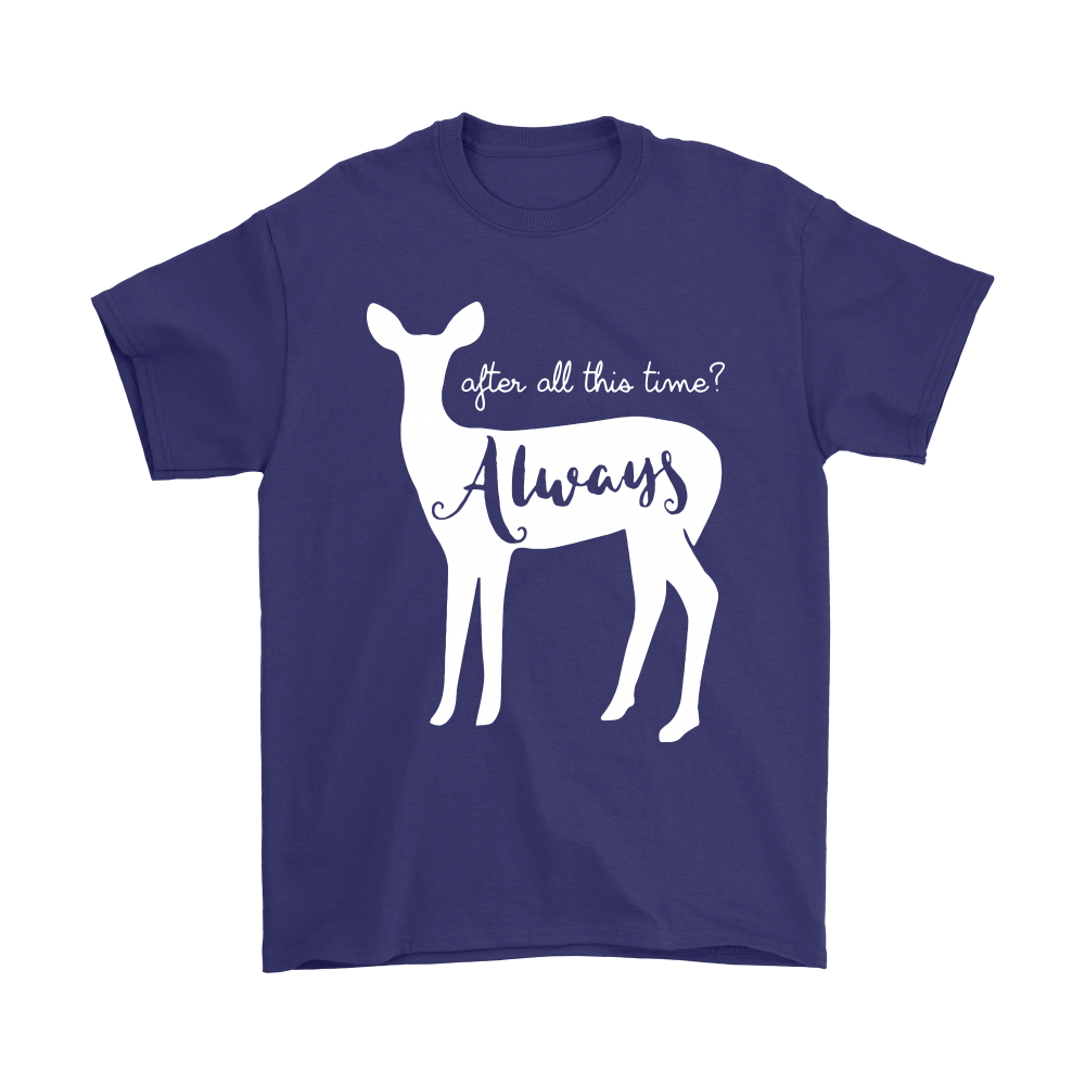 After All This Time Always Snape & Lily Patronus Harry Potter Shirts 4
