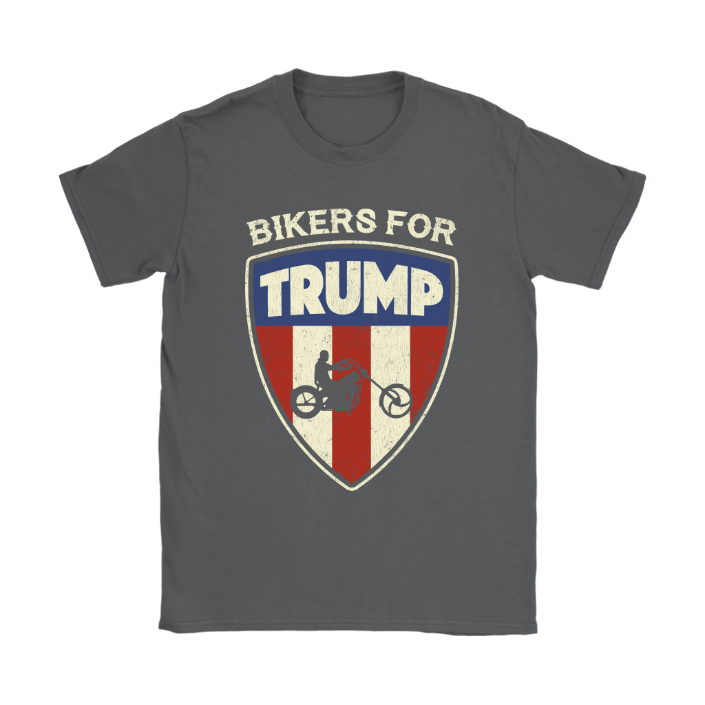 Bikers For Trump Donald Trump Support Shirts 9