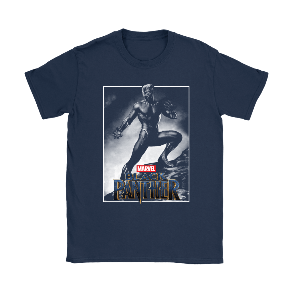 Black Panther Marvel Poster Style Shirts 5