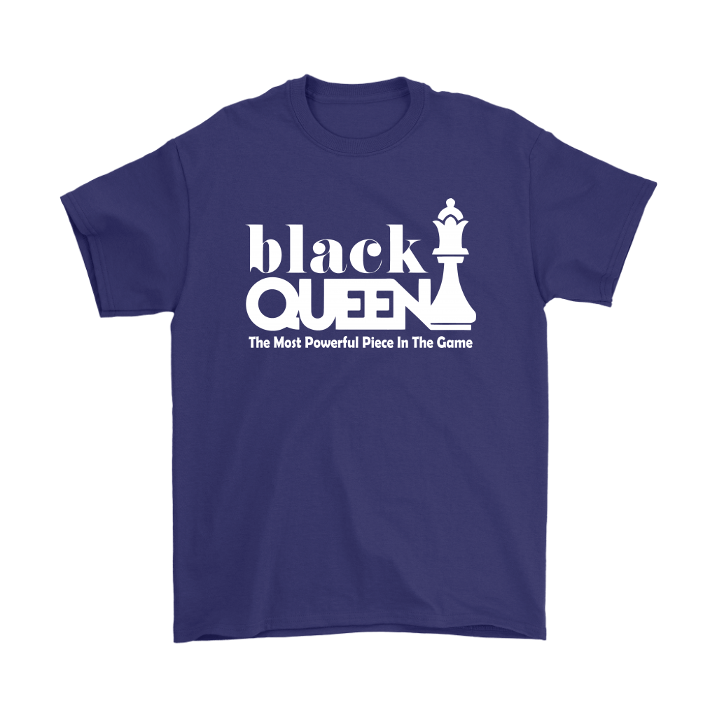 Black Queen The Most Powerful Piece In The Game Chess Shirts 4