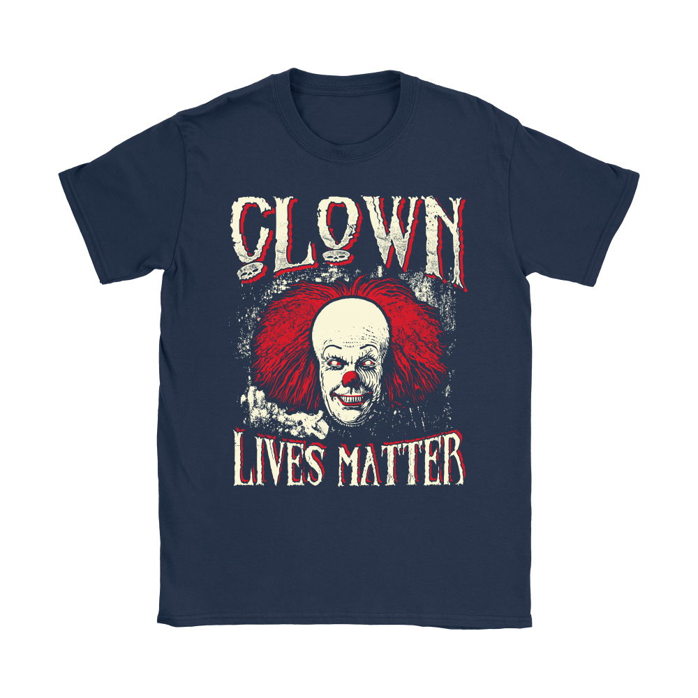 Clown Lives Matter Pennywise Stephen King Shirts 5
