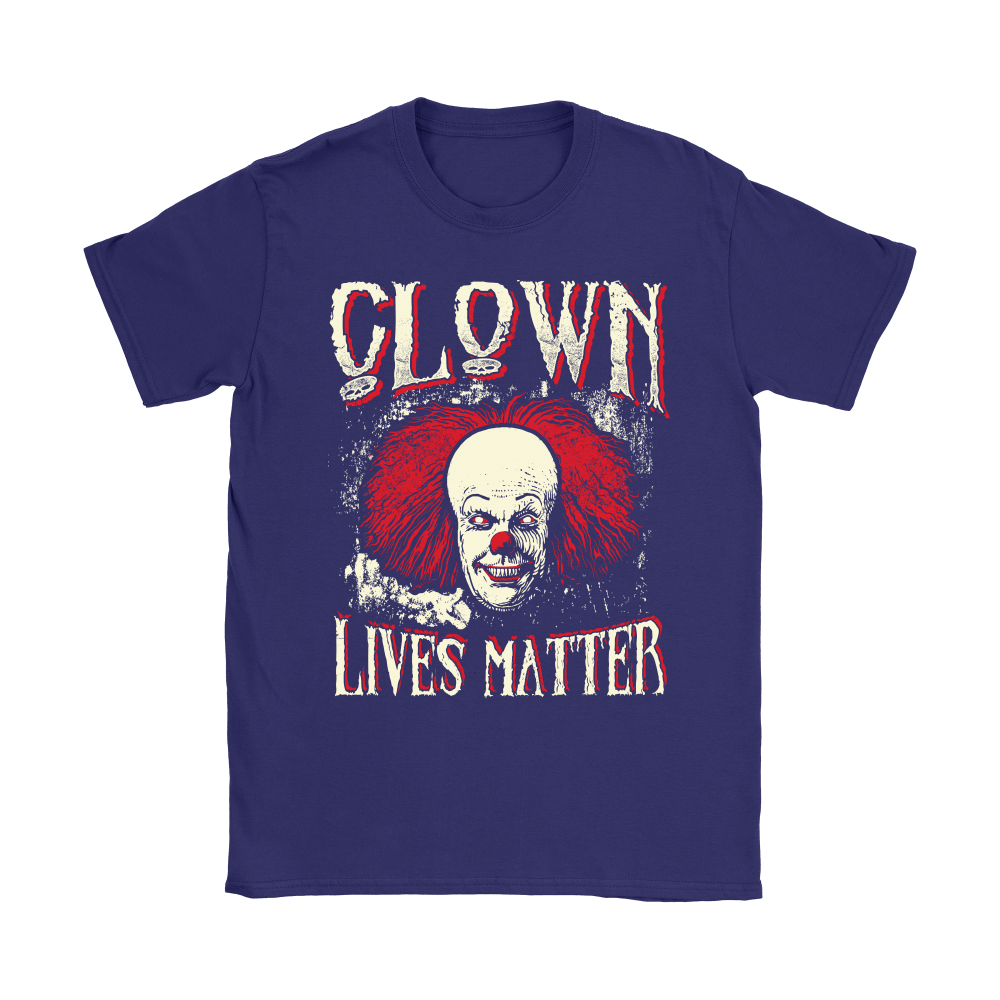 Clown Lives Matter Pennywise Stephen King Shirts 6