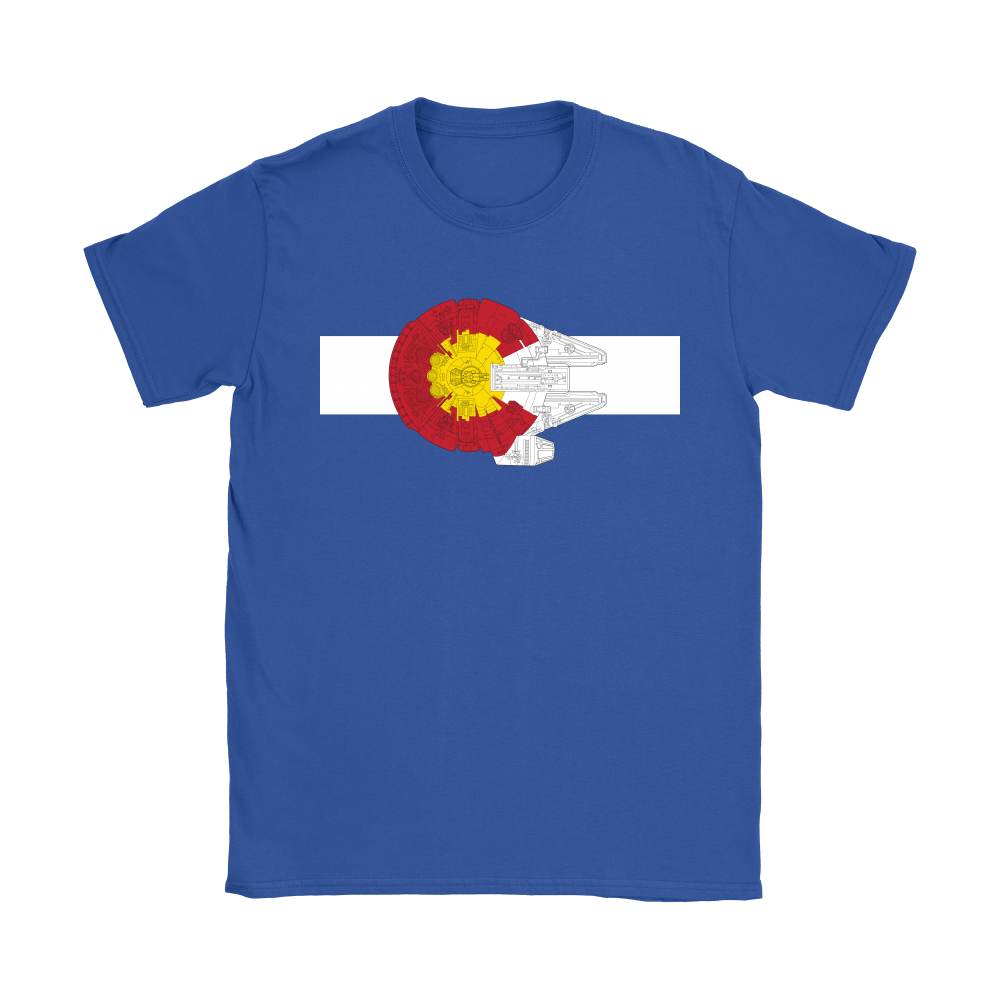 Colorado Millennium Falcon Star Wars Shirts 10