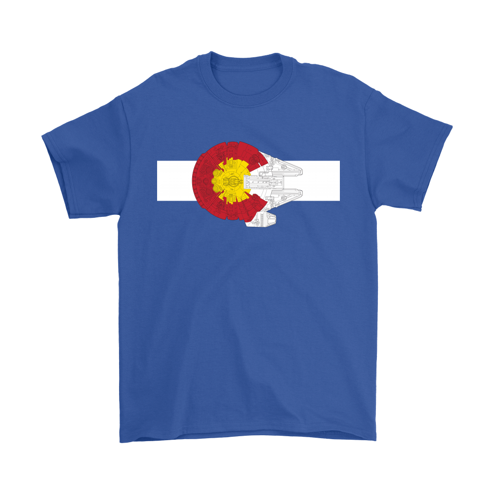 Colorado Millennium Falcon Star Wars Shirts 5