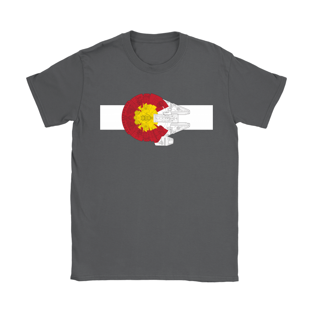 Colorado Millennium Falcon Star Wars Shirts 7