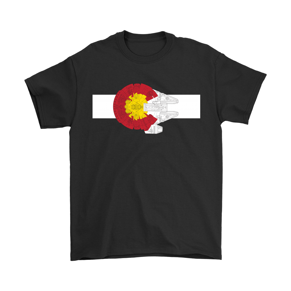 Colorado Millennium Falcon Star Wars Shirts 1