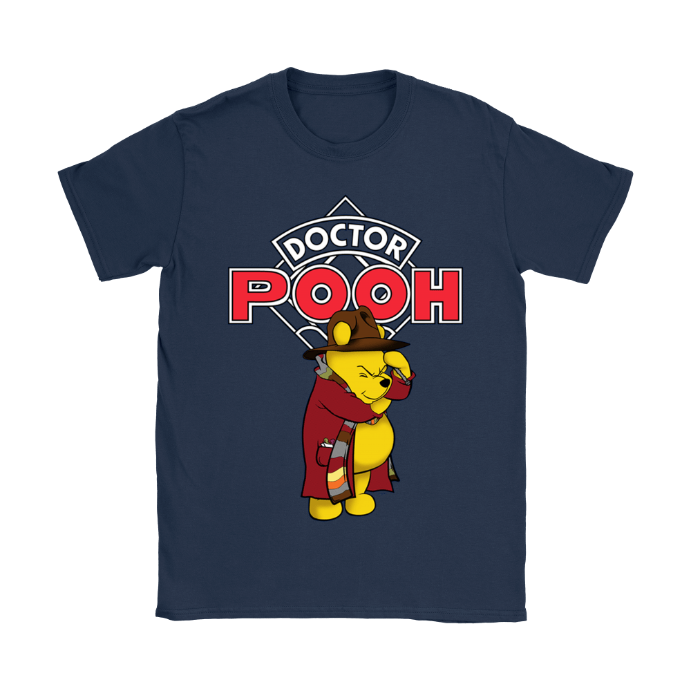Doctor Who And Winnie The Pooh Crossover Doctor Pooh Shirts 10