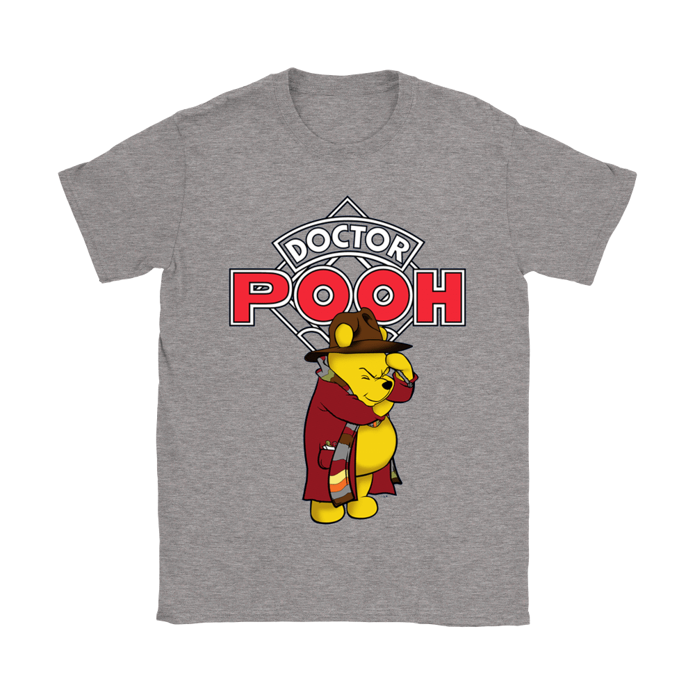 Doctor Who And Winnie The Pooh Crossover Doctor Pooh Shirts 13