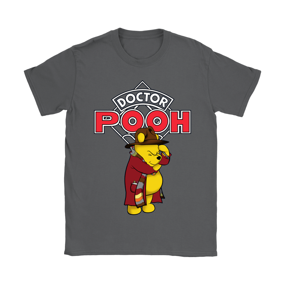Doctor Who And Winnie The Pooh Crossover Doctor Pooh Shirts 9