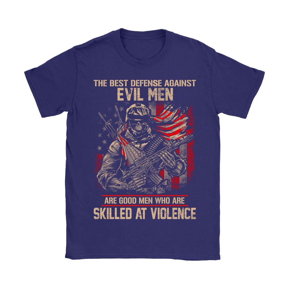 Good Men Who Are Skilled At Violence US Army Veterans Day Shirts 8