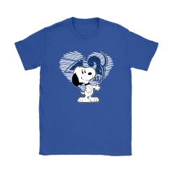 I Love Los Angeles Rams Snoopy In My Heart NFL Shirts 22