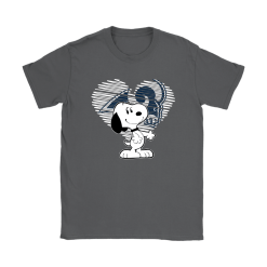 I Love Los Angeles Rams Snoopy In My Heart NFL Shirts 19