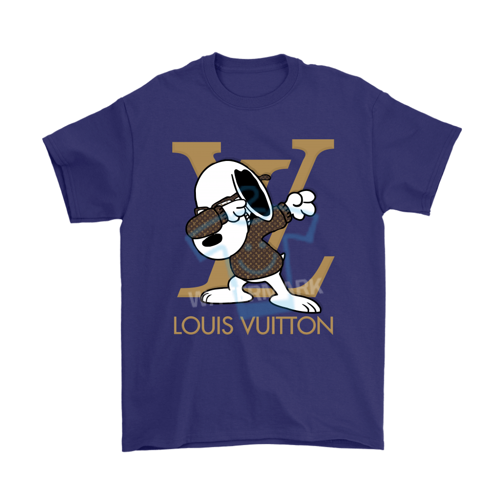 Louis Vuitton Snoopy Dabbing Stay Stylish Shirts 4