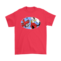 Battling The Red Baron Snoopy Shirts 18