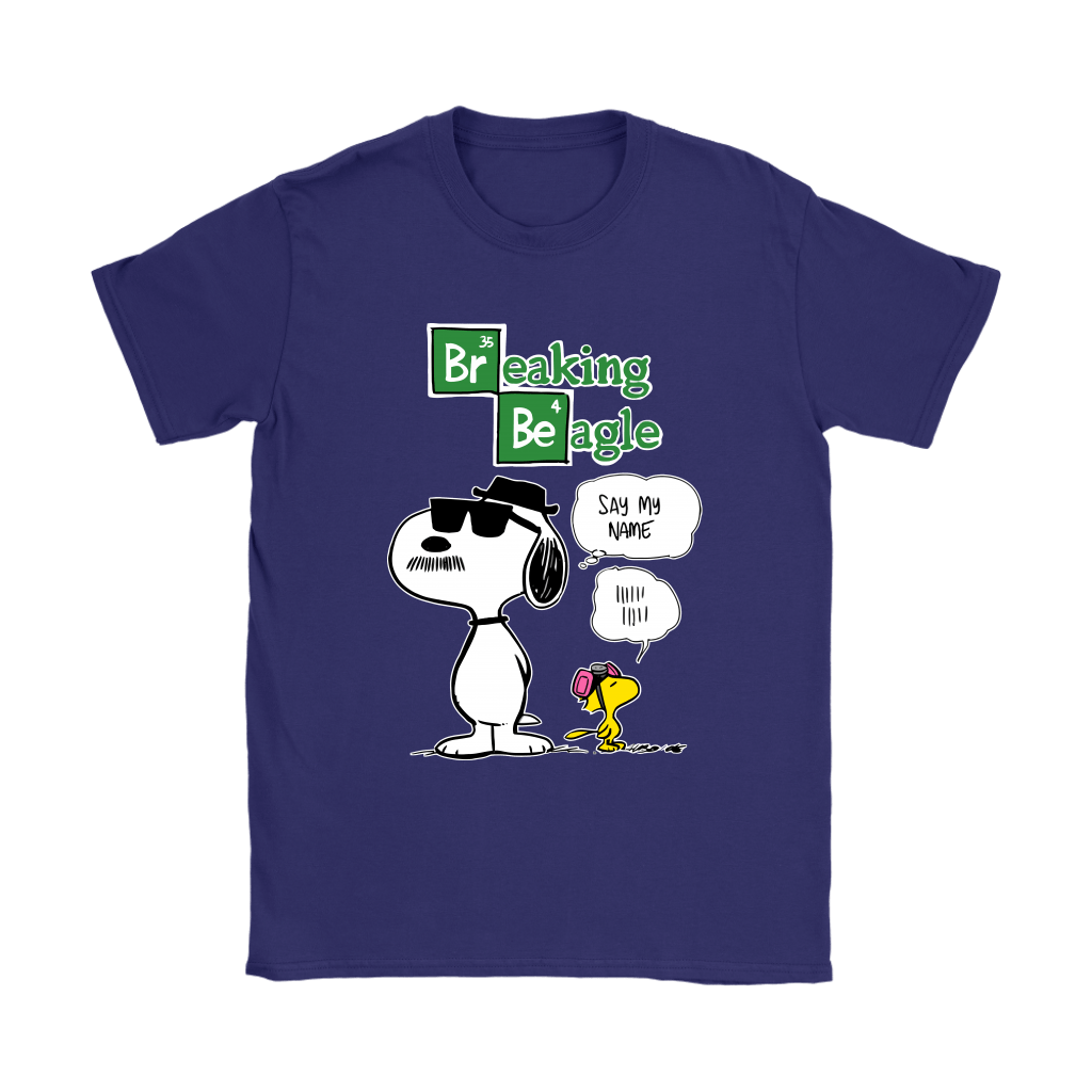 Breaking Beagle Snoopy Shirts 11