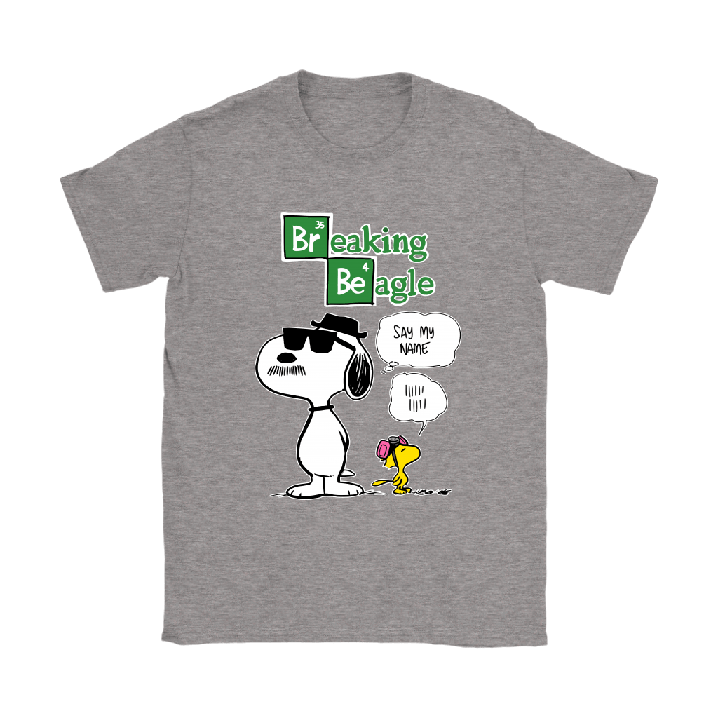 Breaking Beagle Snoopy Shirts 13