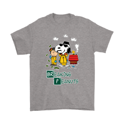 Breaking Cool Peanuts Mashup Snoopy Shirts 20