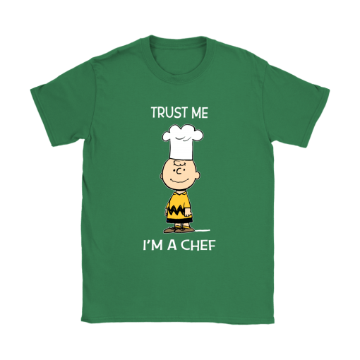 Charlie Brown Chef Snoopy Shirts 14