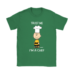 Charlie Brown Chef Snoopy Shirts 27