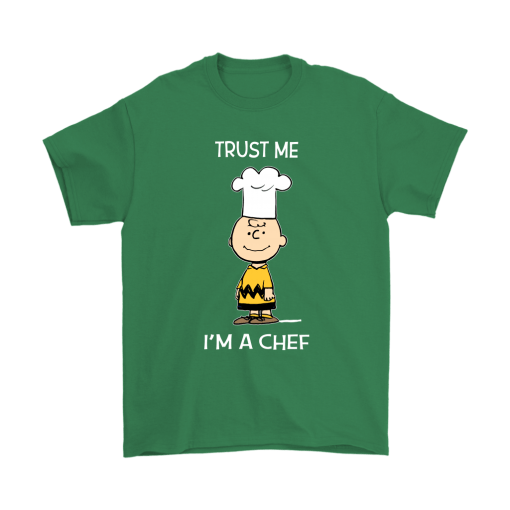 Charlie Brown Chef Snoopy Shirts 7