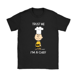 Charlie Brown Chef Snoopy Shirts 21