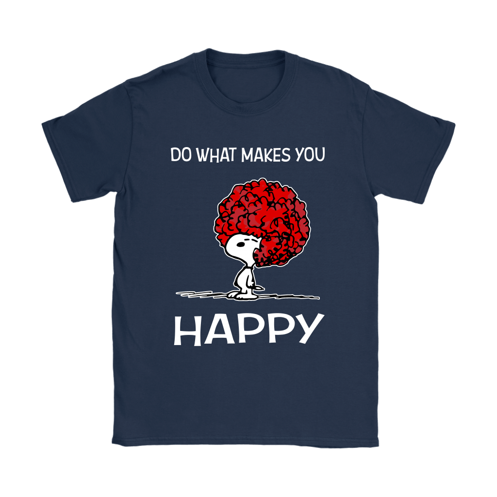 Do What Makes You Happy Snoopy Shirts 9