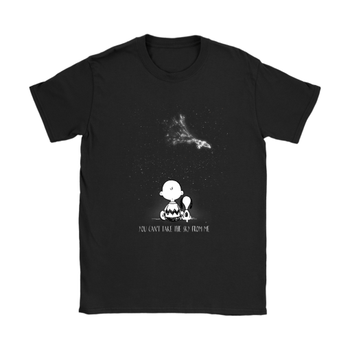 Firefly You Can't Take The Sky From Me Snoopy Shirts 5