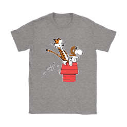 Flying Ace Hobbes And Snoopy Shirts 26