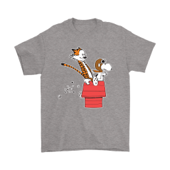 Flying Ace Hobbes And Snoopy Shirts 19
