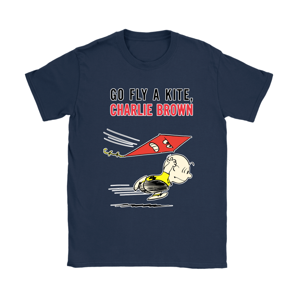 Go Fly A Kite Charlie Brown And Snoopy Shirts 10