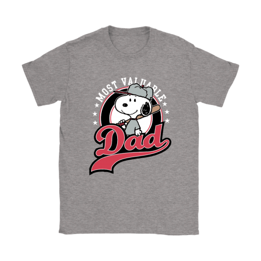 Happy Father's Day Most Valuable Dad Snoopy Shirts 13