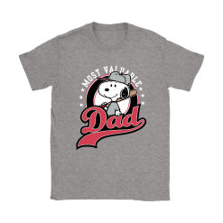 Happy Father's Day Most Valuable Dad Snoopy Shirts 26