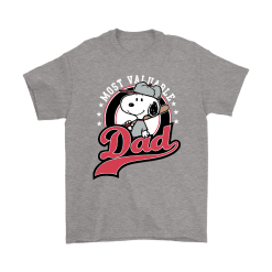 Happy Father's Day Most Valuable Dad Snoopy Shirts 19