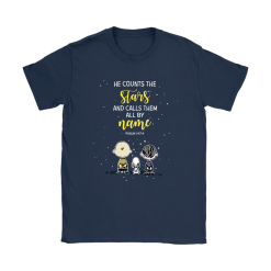 He Counts The Stars And Calls Them All By Name Snoopy Shirts 14