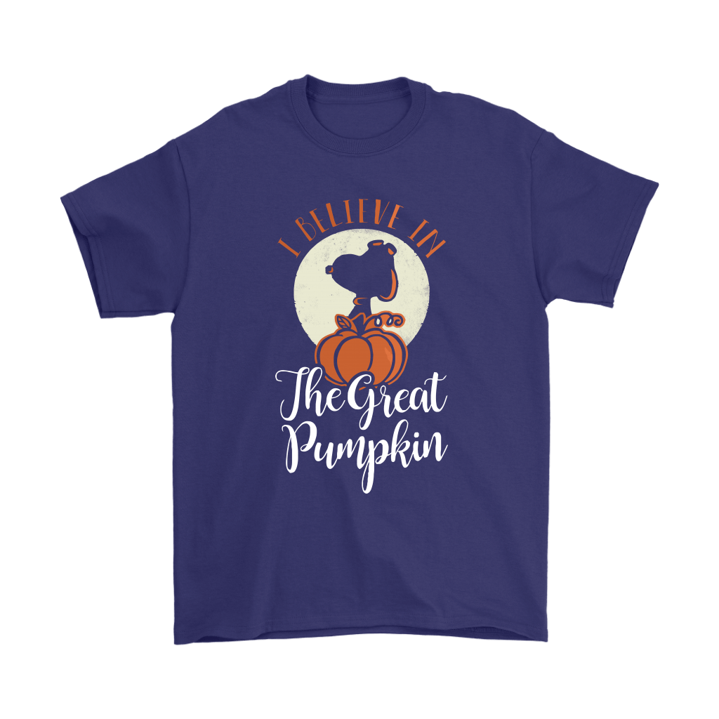I Believe In The Great Pumpkin Halloween Snoopy Shirts 4