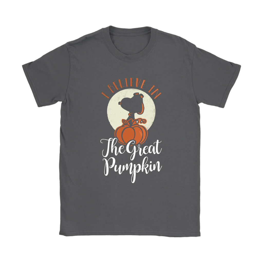 I Believe In The Great Pumpkin Halloween Snoopy Shirts 7